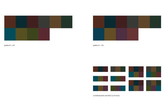 naguisa paleta de colores
